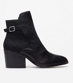Cool Ankle Boots You Can Wear Now and Into Fall via @WhoWhatWear