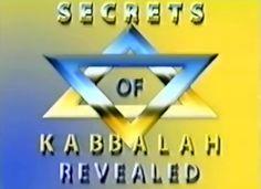 """Η ΛΙΣΤΑ ΜΟΥ: Ντοκιμαντέρ """"Τα μυστικά της Καμπάλα αποκαλύπτονται..."""