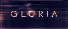 **Space / Text treatment / UI details  GLORIA - :: Andrew Popplestone ::