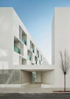 Sozialer Wohnungsbau für Senioren in Barcelona_1