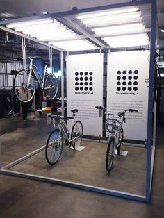 Preparando feria de bicis, #Biomega modelos BOS Boston y NYC New York barra baja    #avantumbikes