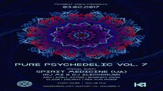 AXELL ASTRID - Pure Psychedelic ''One Year Anniversary - Warm Up'' 07-01...