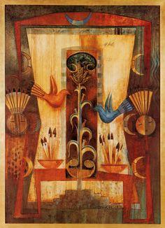 Abeyta, Tony - Fertility Altar