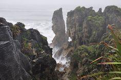 sonderfahrt: Punakaiki- Pancake Rocks