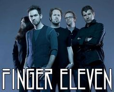 Finger Eleven featured on http://themusiccentre.wordpress.com/2012/07/08/change-the-world-finger-eleven/