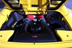 coolFerrari 458 Spider Tuned by Novitec Rosso