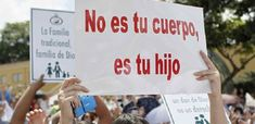 El Rincon de mi Espiritu: Frenan intento de legalización del aborto en Méxic...