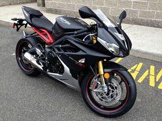 2015 Triumph Daytona 675R ABS