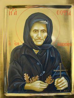 Sophia the Eldress of Kleisoura - May 6