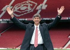 On this day in 1996, The Boss became the manager of The Arsenal. Congrats Boss!