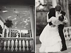 Belmont Estate wedding in Reidsville North Carolina by Whitebox Weddings .. first dance