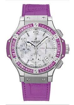 Hublot - Big Bang 41mm Tutti Frutti - Stainless Steel Watch 341.SV.6010.LR.1905
