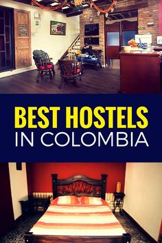 Don't miss out on the three best hostels in Colombia. An unbiased guide by someone who has spent more time in hostels in South America than anyone ever should. ~ http://www.baconismagic.ca