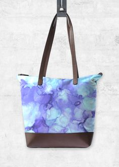 VIDA Tote Bag - Purple Haze by VIDA 9Z9AxEH