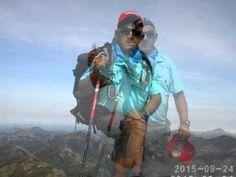 Miguel el Montañeru Solitario en Alta Montaña