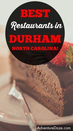 Best restaurants in Durham, North Carolina! Enjoy your travel in Durham and read our favorite restaurants. Our #1 pick is...