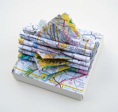 Mini Sculpture of Iowa Map by yinsteadofi on Etsy