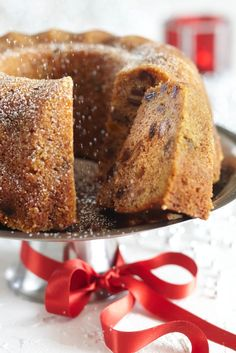Food And Thought, Winter Treats, Bread Cake, Baked Donuts, Little Cakes, Christmas Baking, Coffee Cake, Bread Baking, No Bake Cake