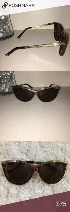 Juicy Couture Sunglasses Juice Couture Sunglasses- Not worn. Still in Great condition! Open to many offers!! Juicy Couture Accessories Sunglasses