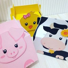 Wild One Birthday Party, Farm Birthday, First Birthday Parties, Pig Party, Farm Party, Farm Animal Party, Church Events, Three Little Pigs, Party In A Box