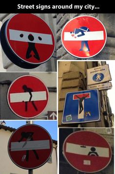 Had so much fun tracking these down when I was in Florence! Only saw 3 of these 6, though. Guess I'll have to go back :P