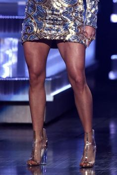 I Tried Carrie Underwood's Leg Workout And My Thighs Will Never Be The Same