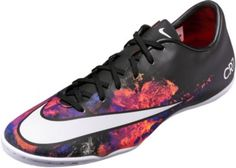 Nike Mercurial Victory IC CR7. Get it at www.soccerpro.com today!