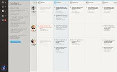 Transit - project management app   Designer: Ben Jordan