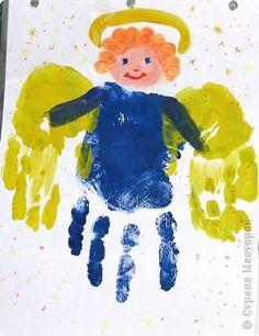 рисуем ладошками своими руками - Поиск в Google Footprint Crafts, Hand Prints, Hand Art, Pre School, Preschool Crafts, Ideas Para, Google, Kids, Painting