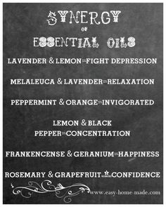 Essential Oil combinations www.onedoterracommunity.com https://www.facebook.com/#!/OneDoterraCommunity