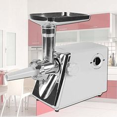 Generic NV_1008003072_YCUS2 ladesind Sausage Stuffer er Sa Electric Meat Stuf Cutter w 3 Stainless utter Grinder Mincer Stai Steel Blades Electri * You can find more details by visiting the image link. (This is an affiliate link) #FoodGrindersMills
