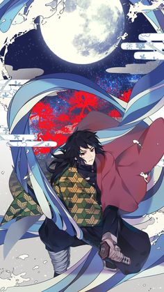 Giyu Tomioka Wallpaper - Wallpaper Sun
