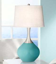 Kathy ireland 30 high riverside table lamp kathy ireland cube kathy ireland 30 high riverside table lamp kathy ireland cube design and contemporary table lamps aloadofball Images