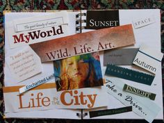 What is a vision board? Brought to fame in the early by Oprah and films such as 'The Secret', a vision board is essentially a collage of words and images that represent what you'd like to be, do, have and feel in your life. Journaling, Productive Things To Do, Creating A Vision Board, Autumn Lights, Light Of Life, How To Manifest, New Years Eve Party, Art Therapy, Law Of Attraction
