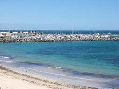 Freemantle Harbour, Perth, Australia