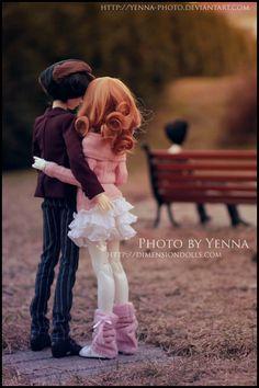 A friend waiting by yenna-photo on deviantART