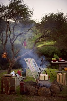 Beginner's guide to glamping: luxurious outdoor holidays for camping-phobic people! Photo Amanda Reelick