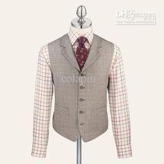 Vintage Groom Vest. OMG for matt, it's perfect!