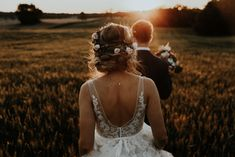 Backyard Intimate Wedding
