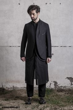 ZIGGY CHEN : A/W 2013 Wear a jacket like this in concerts with standard dress