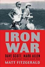 The best book I've read on triathlons origins and development . . . and proof that shared suffering bonds people.