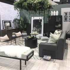 """72 Likes, 6 Comments - Interior Design  & Homeware (@abide_creative) on Instagram: """"My absolute favorite stand at this years Decorex Durban - was the gorgeous designer spotlight stand…"""""""
