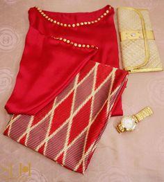 Harga : 1 set IDR 210000  Atasan : Malay Loose Top Maroon Material : Seta Silk (semacam satin sutera) Ukuran : All size (S-XL) Harga : IDR 120000  Bawahan : Songket motif Rangrang SK3 Material : Seta Silk (semacam satin sutera) Ukuran : 180x115cm Harga : IDR 110000 Harga istimewa untuk pembelian min 3pcs, grosir dan kodi, silahkan Private Message.  For Shopping Contact :  WA 082143302240 SMS 08563170255 Line paramita_dew BBM 73FDE4FF