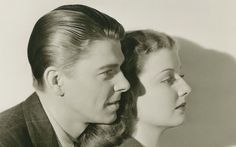 Ann Sheridan - from The Angels Wash Their Faces - with Ronald Reagan