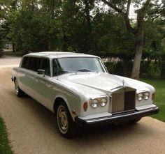 Rolls Royce Limousine, Rolls Royce Cars, Classic Sports Cars, Classic Cars, Classic Rolls Royce, Dubai Cars, Classic Mercedes, Aston Martin
