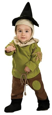 Baby Wizard of Oz Scarecrow Costume - Wizard of Oz Costumes