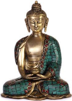 Dhyana mudra Este mudra retrata concentração absoluta no processo de meditação. Coloque as duas mãos sobre o colo com a mão direita colocada no dedo esquerdo e totalmente esticado, palmas das mãos viradas para fora; polegares de ambas as mãos vão tocar criando um triângulo, limpeza de todas as impurezas em um nível etérico. Praticar este Mudra vai enchê-lo com profundo sentimento de paz e serenidade.
