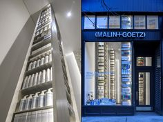 Malin+Goetz stores by Messana O'Rorke, Los Angeles, New York, Santa Monica » Retail Design Blog
