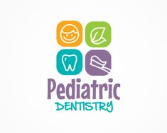 Pediatric Dentistry Logo design – this great and friendly logo show us a child f… Dentist Logo, Kids Dentist, Dental Kids, Dental Art, Pediatric Dentist, My Children Quotes, Quotes For Kids, Kids Health, Children Health