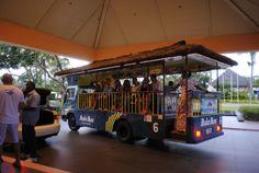 Bula Bus - Denaru Island - Fiji - Shearton to Port Denaru